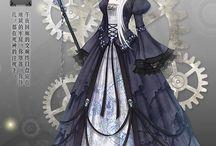 Doll - Anime fashion