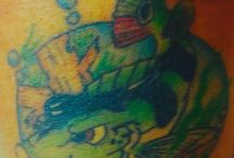 Tattoo tucunaré