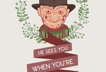 Freddy Krueger!! ✌✌❤❤✌✌♥♥
