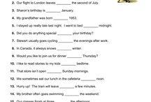 Test Connaissances grammaticales