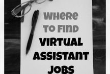 Virtual Assistants / Being a Virtual Assistant