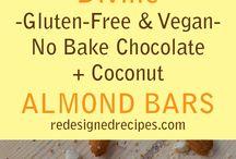 Vegan No Bake Dessert