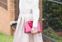 My Style- Lily and Blush / Looks from my blog www.lilyandblush.com