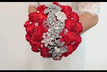 Wedding bouquet  видео