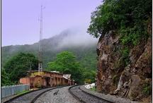 Rail-Related Scenery