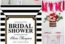 Katie's Bridal Shower / by Melissa Poumele