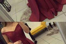 ropa color vino