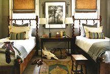 Home - Bedrooms / by Diana Villabon-Perez