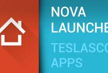 Nova Launcher Prime v4.2.2 + TeslaUnread v5.0.1 Proper