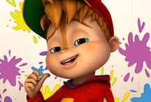 Alvin y las ardillas nick / XD