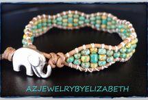 Jewelry ideas: beadweaving