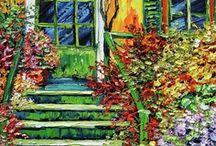 Obrazy Monet