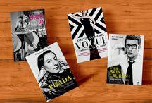 KSIĄŻKI SELLEKTYWNIE / BOOKS WE SELLEKT / Modę nie tylko się nosi ale można tez o niej czytać.