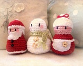 Christmas crochet / by Teresa Shealy