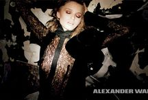 Abbey lee look books campanhas