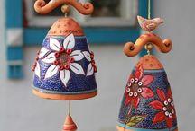 Keramikk klokker