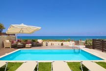 Beachfront Villas in Crete