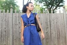 Dressmaking: Dresses
