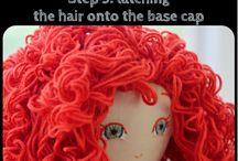 Dol Hair