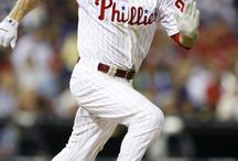 Phillies <3  / This team is basically my whole life.  / by Amber Mummert