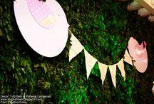 Festa de pássaros  / by Camila Biosa Carvalho