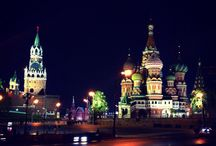 Happy world  / Moscow by Muscovite
