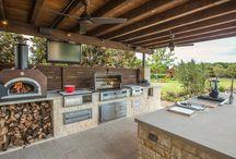 kuchyně venku