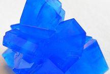 Mega crystals