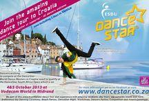 DanceStar South Africa Open 2014 / DanecStar World Tour 2014 starts in South Africa on 5 October at Vodacom World in Johannesburg.