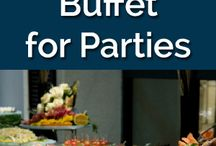 Buffet party / by Techi
