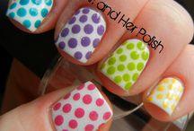 Hannah's: Nail Art / Neat nails / by Laura Markworth Downing