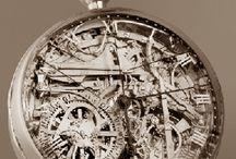 Clocks............. / p / by Heidi