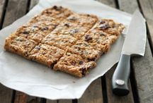 Snack Times ~ Cereal bars