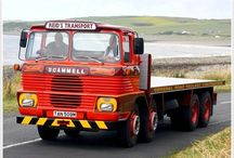 Scammell  Cars