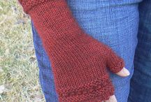 Knitting Ideas / by Melanie Thomassian RD