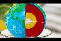 planetary cake