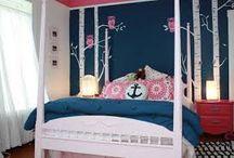 tini lány szoba ötletek