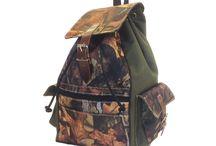 Textilné ruksaky