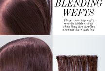 Weaves/Toppers/Wefts