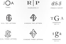 Fonts / by Brittany