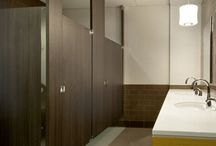 Pictures to show / Jialifu hpl toilet partitions, toilet cubicles are on sale and we accept customization. All you can find like the picture shows.