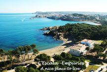 L'ESCALA · EMPÚRIES (Costa Brava) / A nive place to live! :D