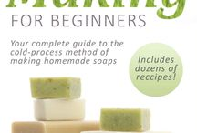 homemade soap recipes for beginners
