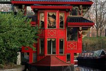 Desirable Digs / Cool, unusual houses. Architecture. Places to rent someday.