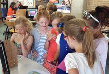 CodeKinderen-Leerlingen / Een overzicht van lessen CodeKinderen met leerlingen