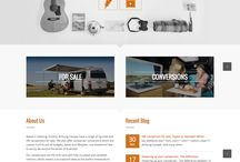 Website Design Portfolio / Choc Chip Digital is a boutique web design and digital marketing agency in Geelong, Australia. This board showcases some of our recent web design projects.