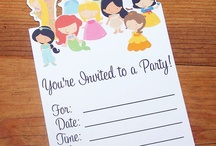 Disney party / Ideas for a Disney themed party