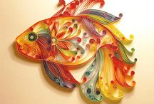 fishy FISH fishes fished fishing / by Lynda YoungBird