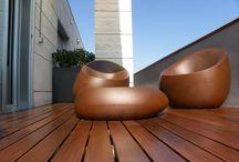 Terrazas con encanto / Imagenes de terrazas con diseños que nos gustan y nos apetece compratir con nuestros amigos, clientes y seguirdores. #terrazas #decoracionterrazas