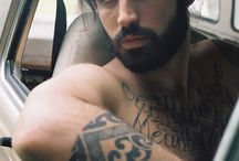 Beard+tattoos